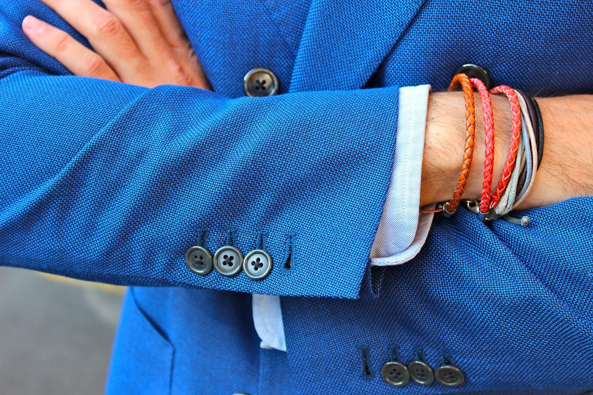 Как сделать модный браслет своими руками: мастер-класс 69