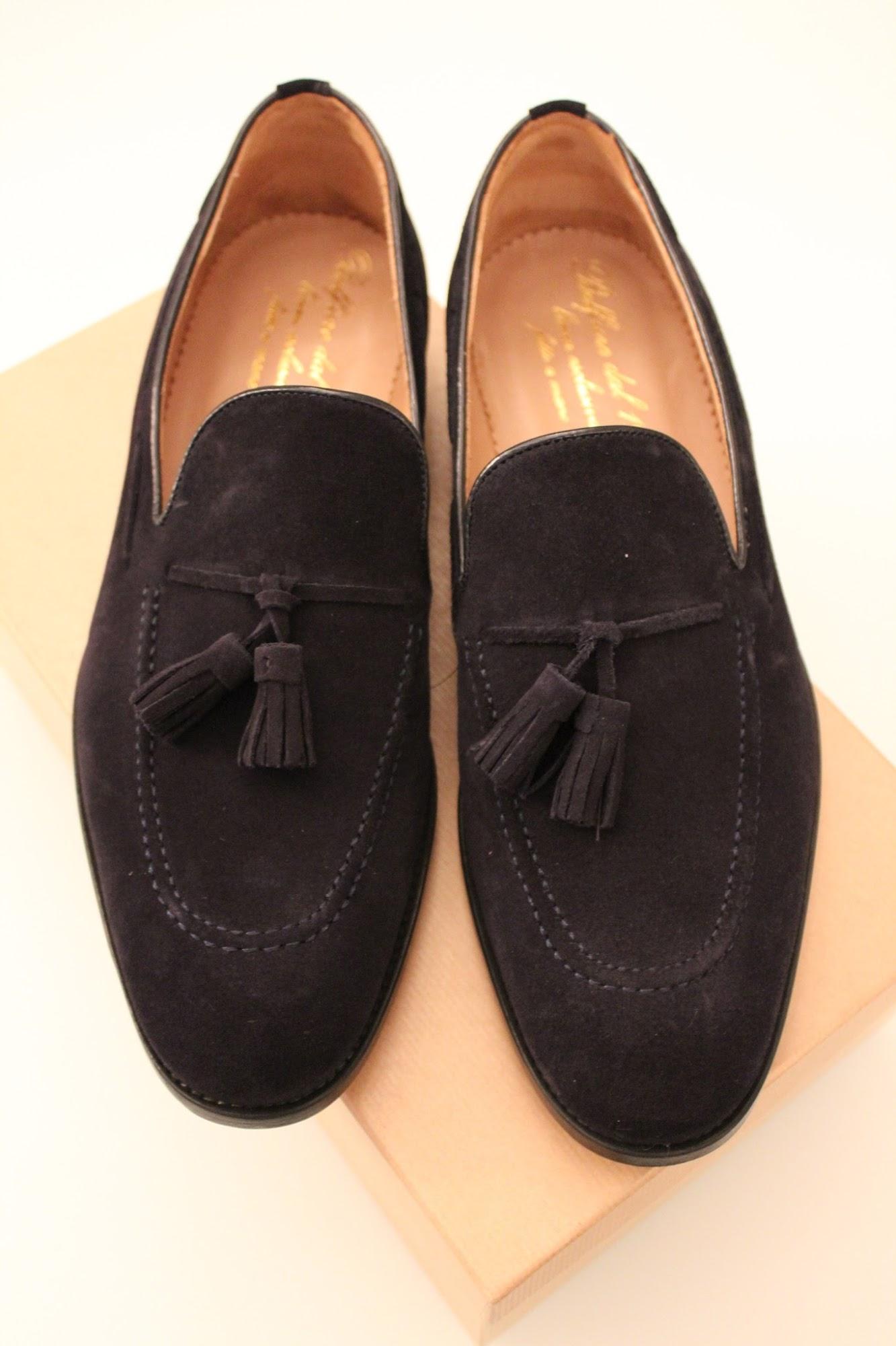 Belfiore Tassel Loafers