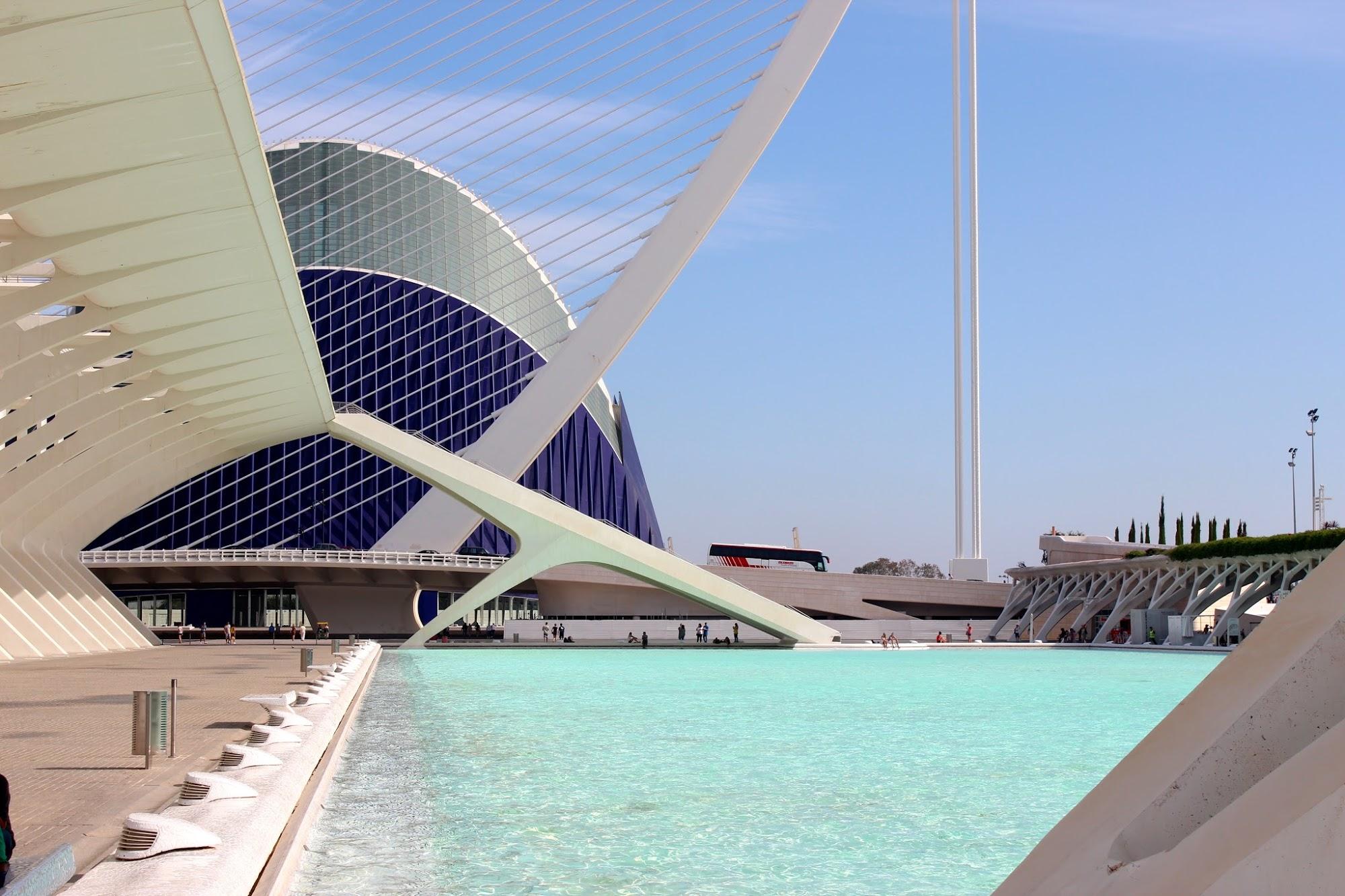 Valencia part 2: the City