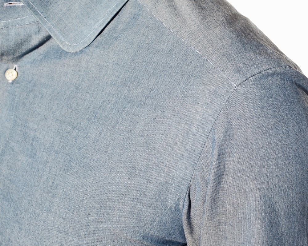 About hand-made shirts