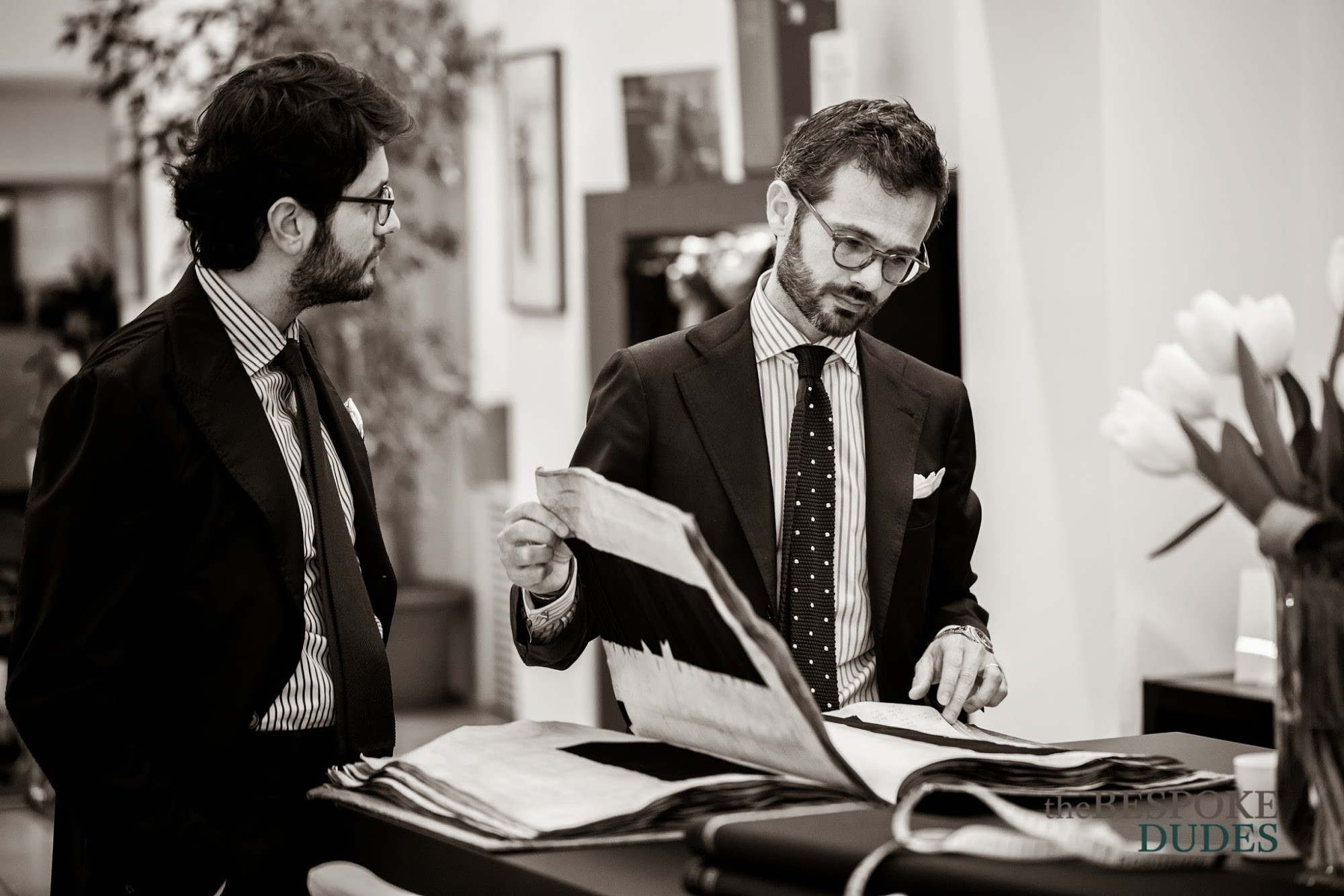 Dormeuil: buying a cloth has never been so easy