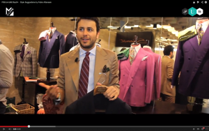 Video for Pitti WebTV