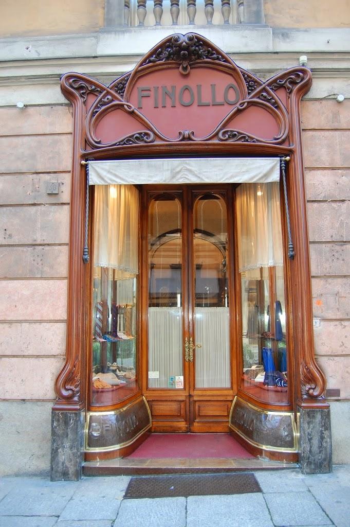 Finollo Fine shirtmakers in Genova