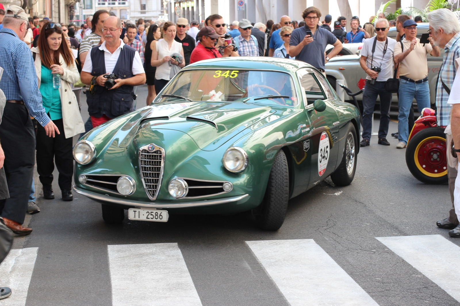Mille Miglia Experience Racing in Style