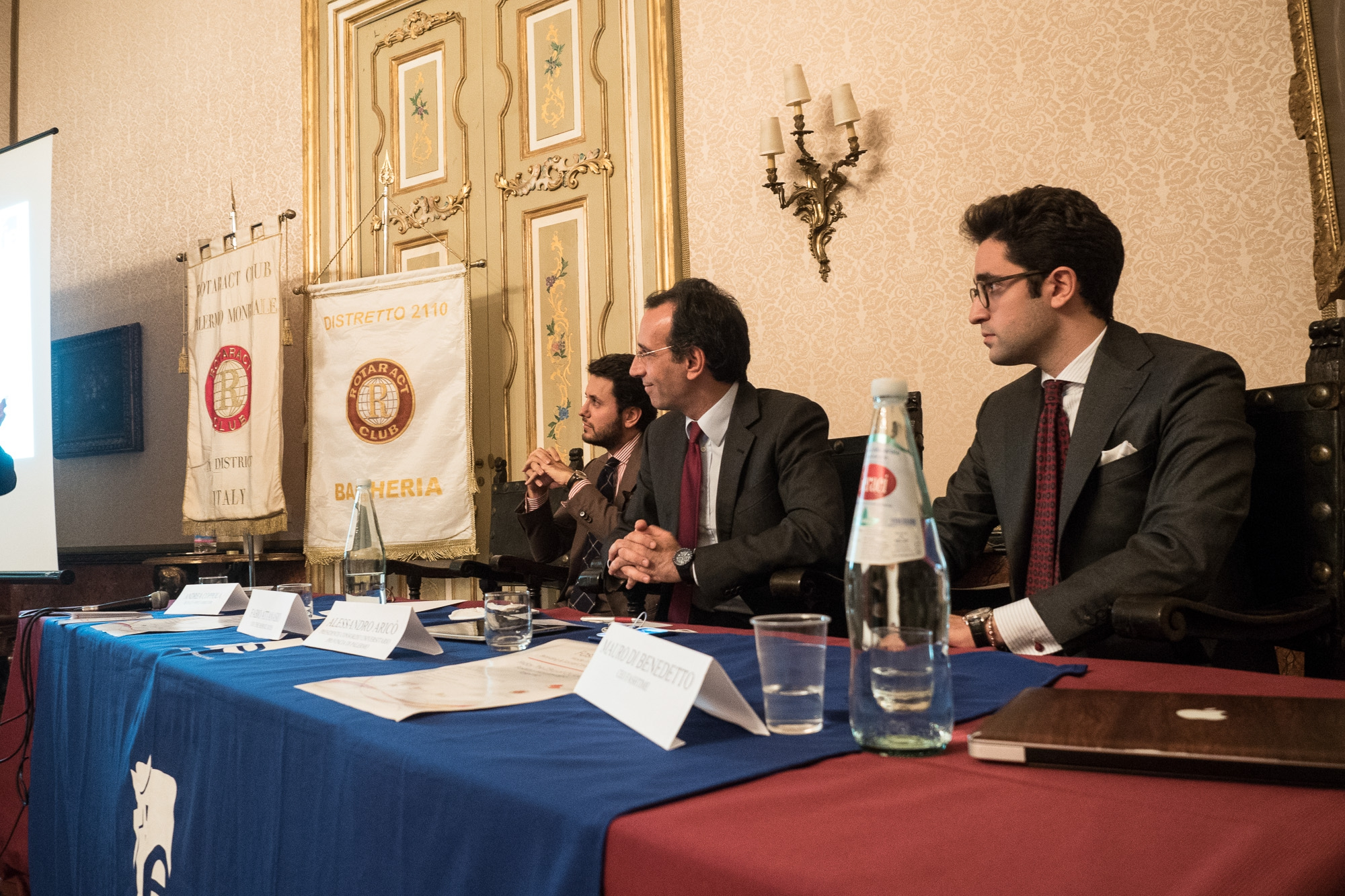 Conference in Palermo Made in Italy & Social Communication