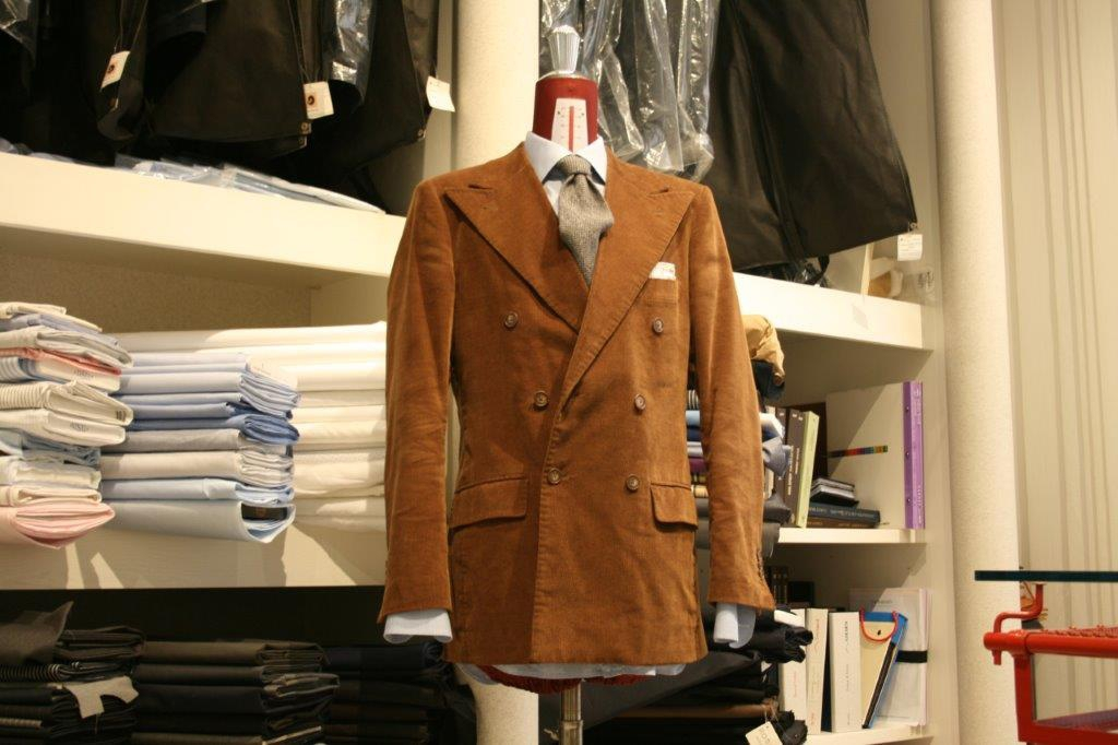 The Sardinian Chapter: Gianfranco Orrù The Cagliari-based Master Tailor opens the doors of his workshop for us