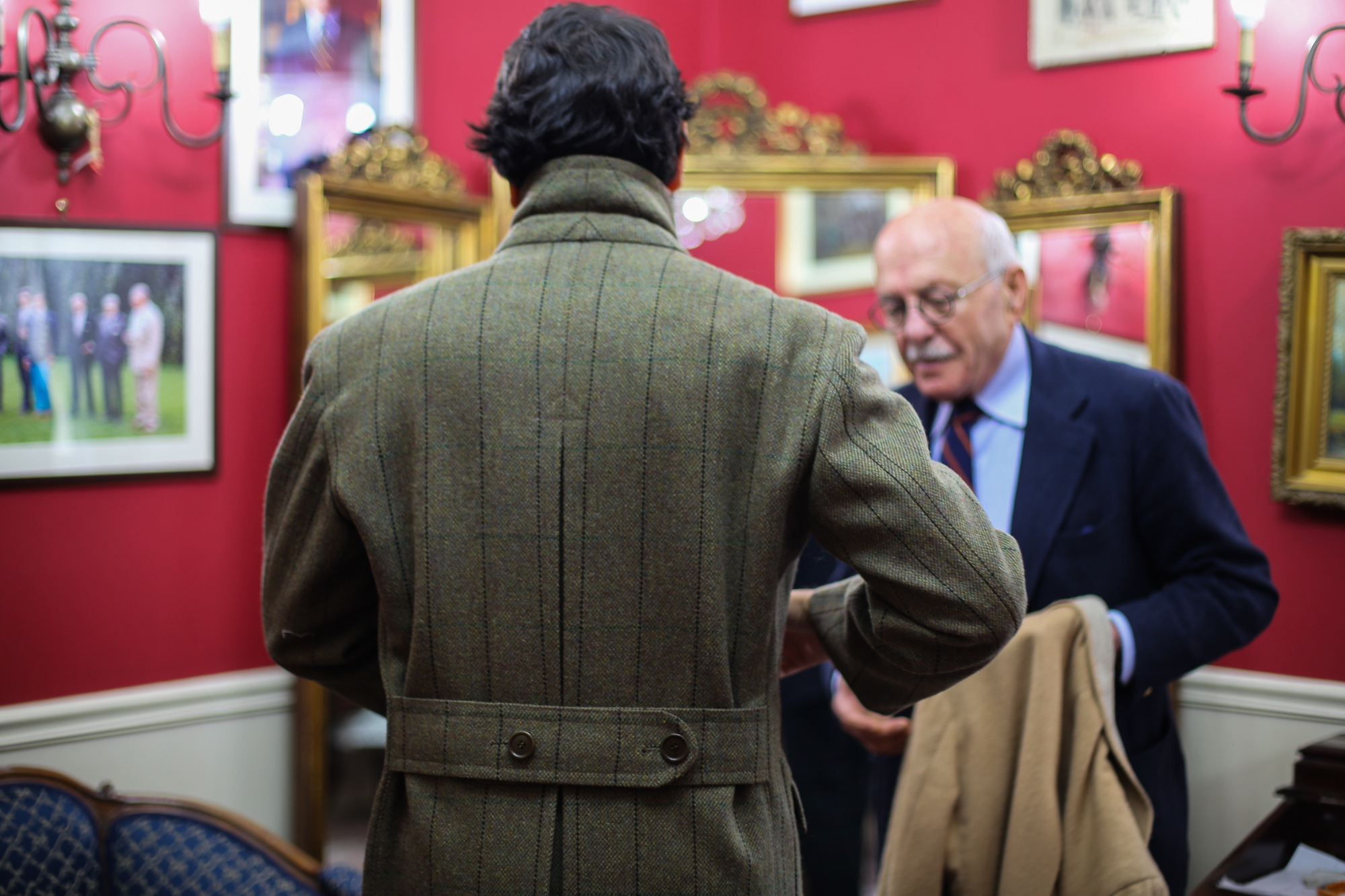 The Neapolitan Chapter: Antonio Panico A one-on-one with one of the godfathers of the Neapolitan jacket