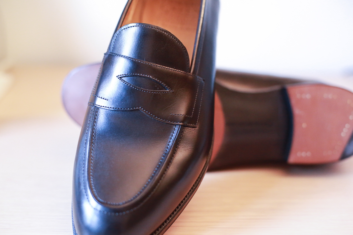 Piccadilly: The Penny Loafer by Edward Green Historical titbits and a review of this eternal piece of men's footwear