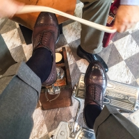 Oxford Shoes Brief video about the dress shoes par excellance