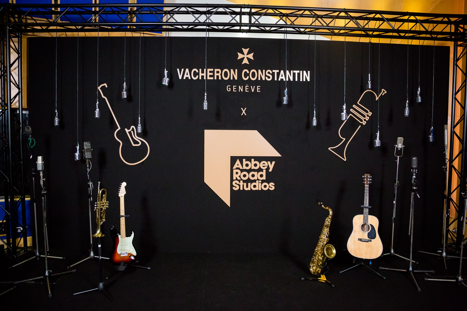 Vacheron Constantin at Abbey Road Studios Unveiling the Fiftysix Tourbillon