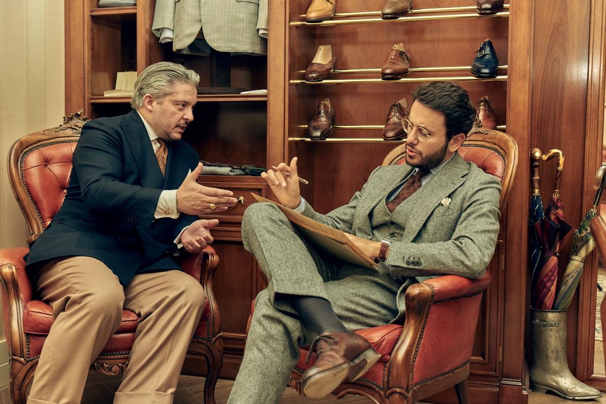 Antonio Pio Mele The bespoke shoemaker of the Kings tells his story