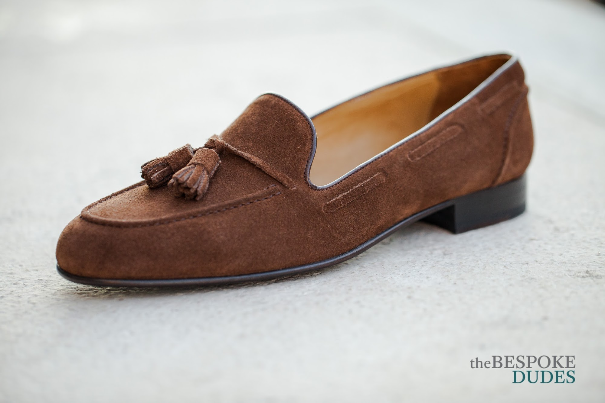 Just In Today: Bow–Tie Tassel Loafers