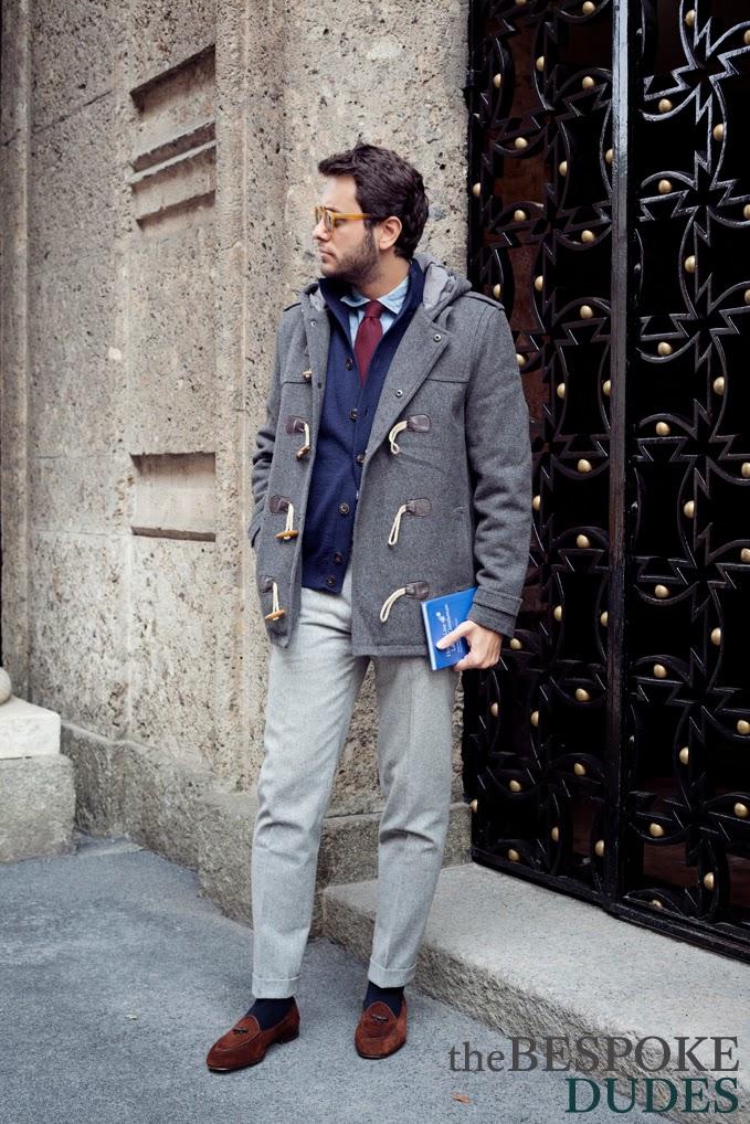 Braces & Duffle Coat