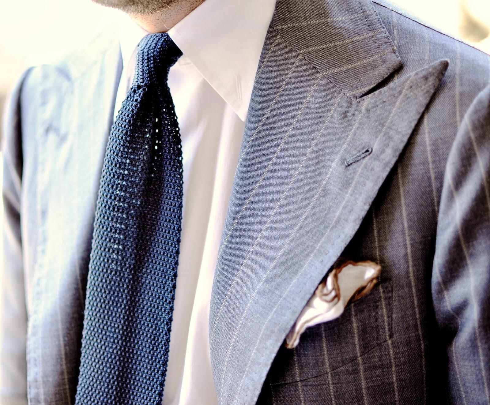 Distinctive features of Neapolitan Tailoring