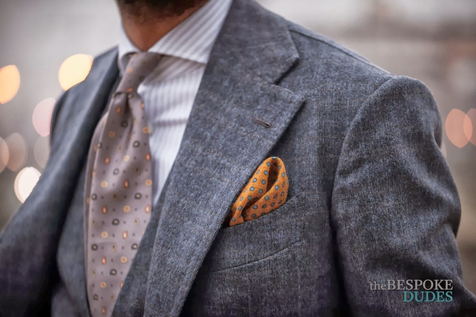 About the Pocket Square