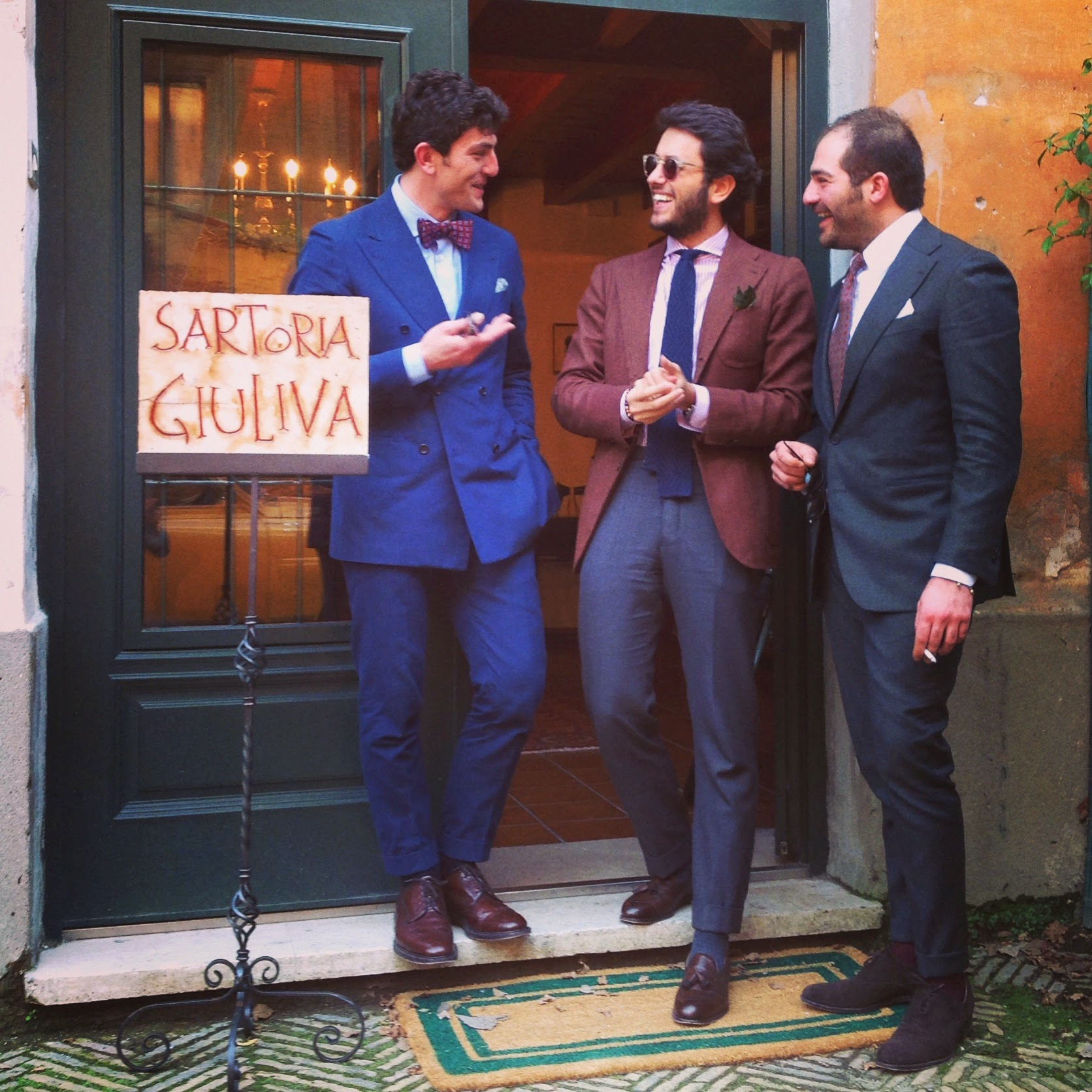 Sartoria Giuliva   Young Neapolitan flair in the heart of Rome