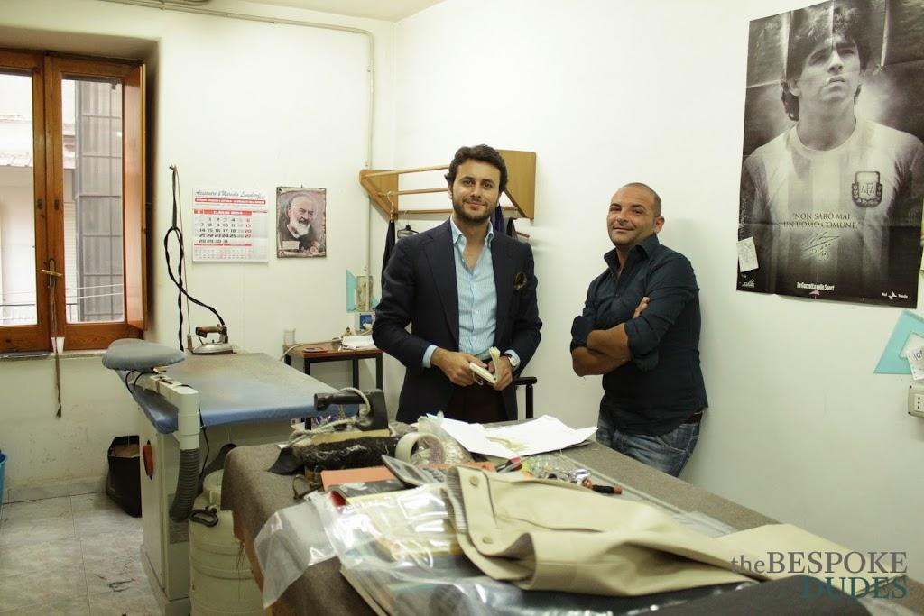 Catching up with Salvatore Ambrosi