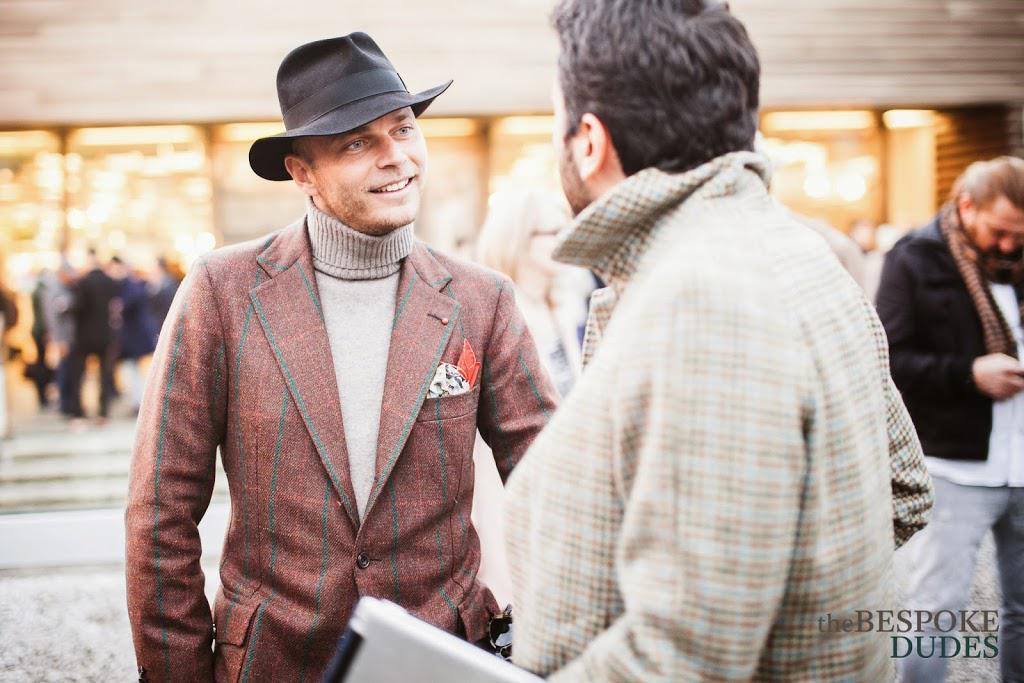 Faces from Pitti 87 - Part 1 A photo reportage