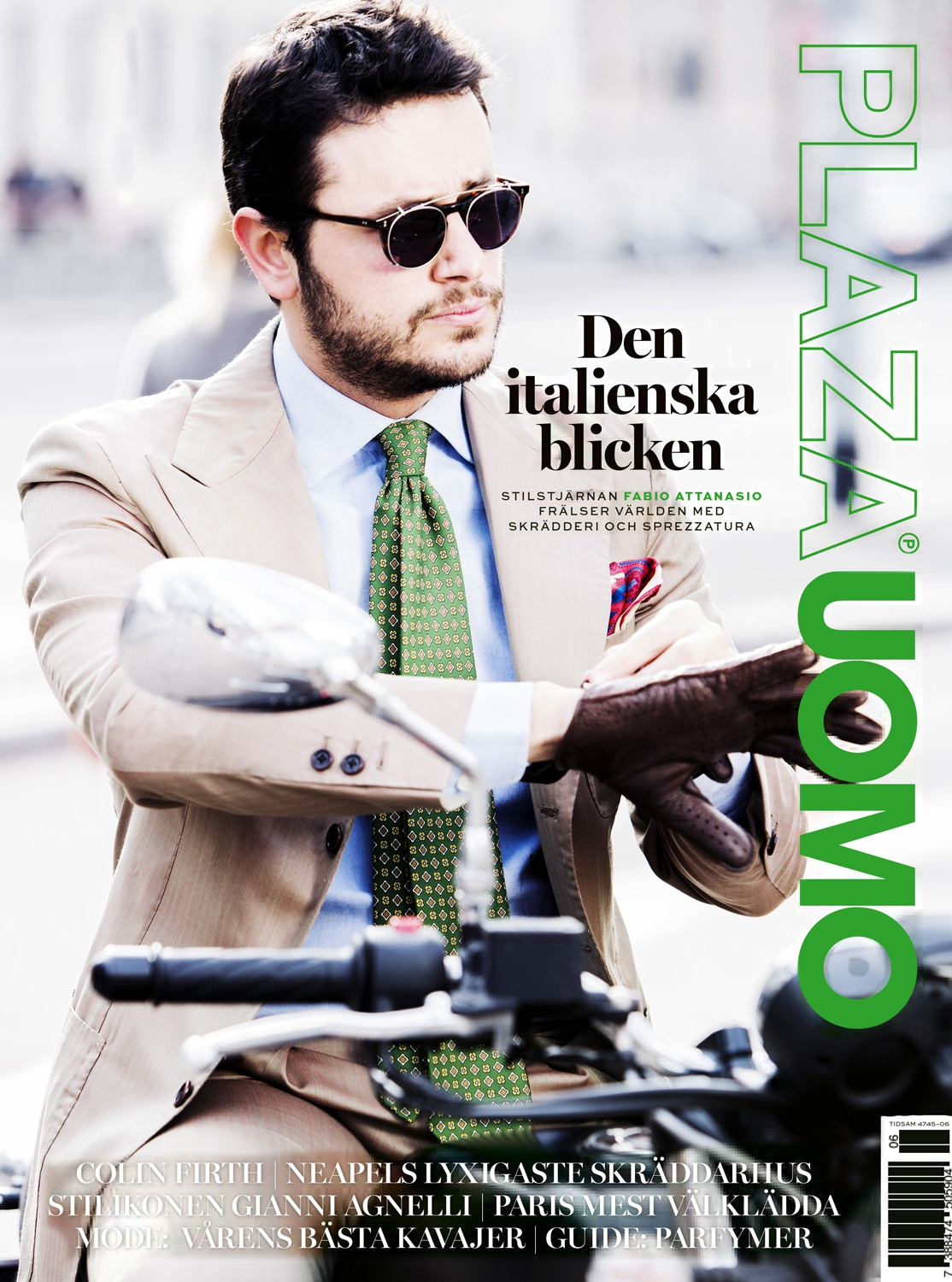 Plaza Uomo Cover Story - March 2015