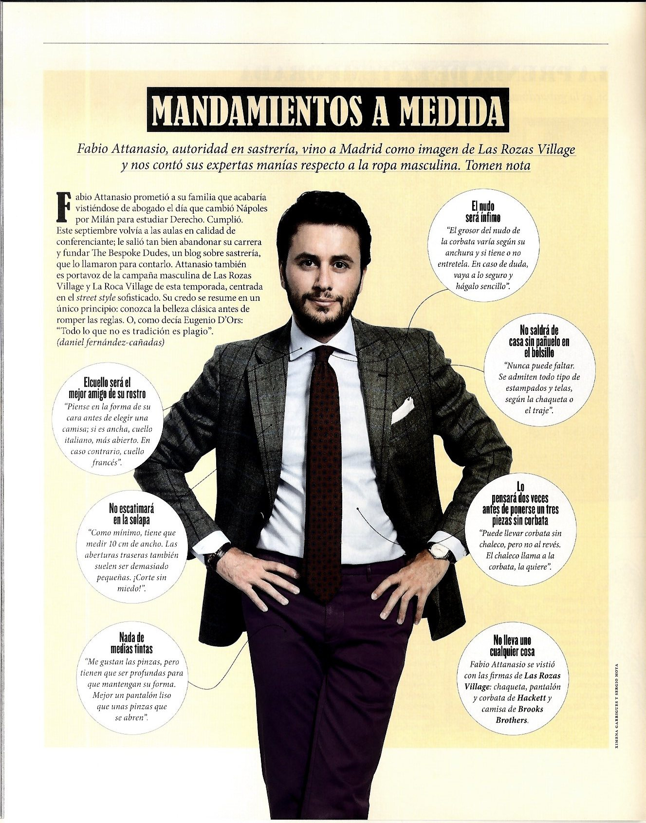 ICON Monthly insert of El País - November 2014
