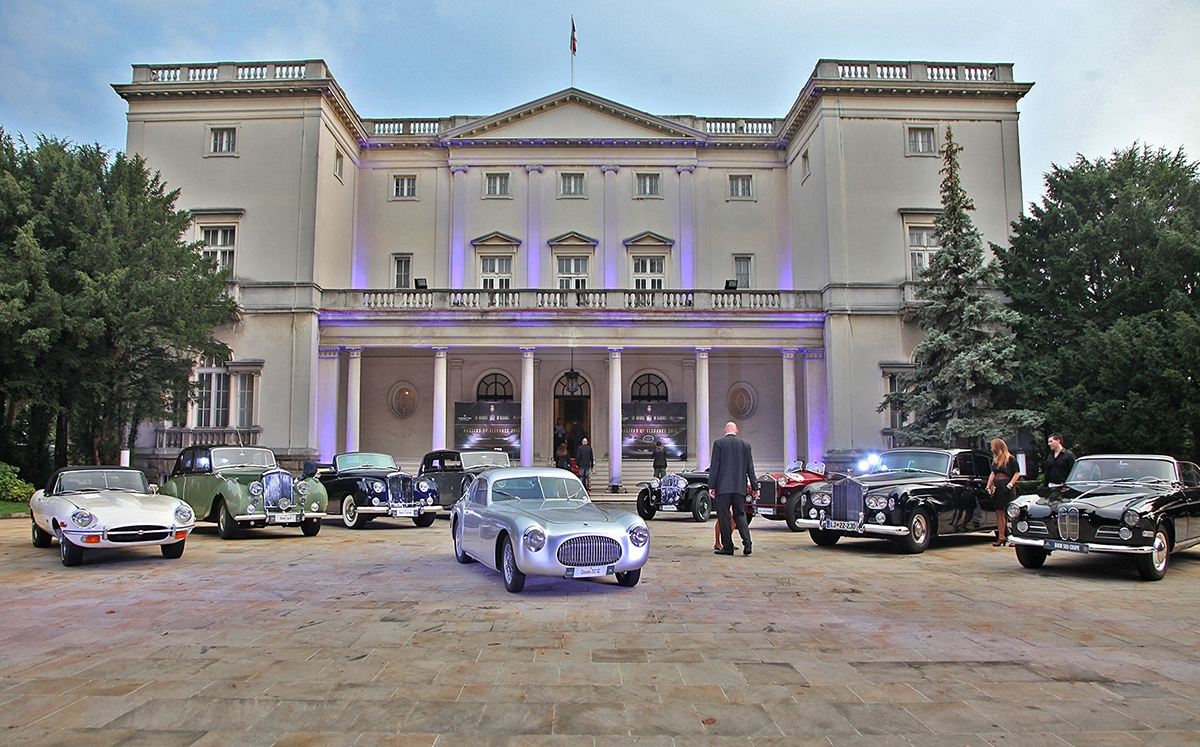24 Hours of Elegance in Belgrade Italian excellences in Serbia among classic cars, bespoke tailoring e shoes