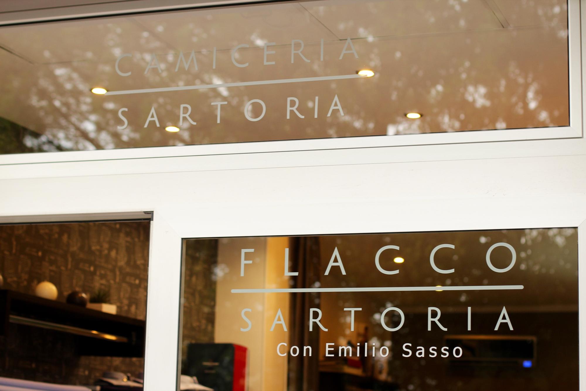 Sartoria Flacco A new tailoring house in Potenza