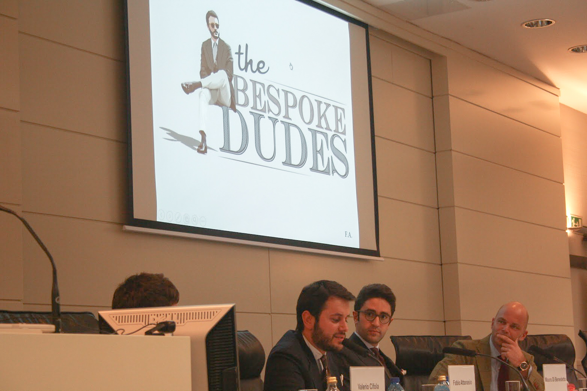 Conference in Madrid Made in Italy in the Facebook era