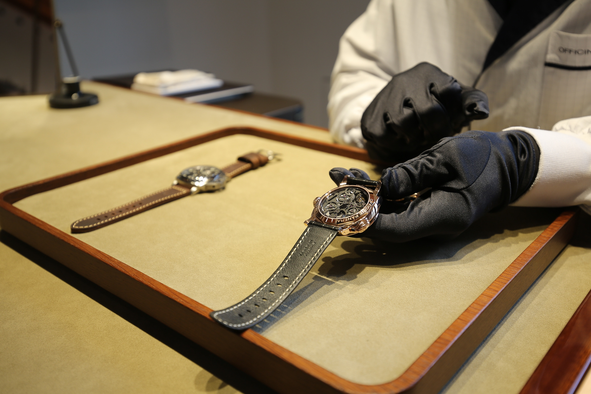 Officine Panerai Diving into the history of an Italian watchmaking excellence