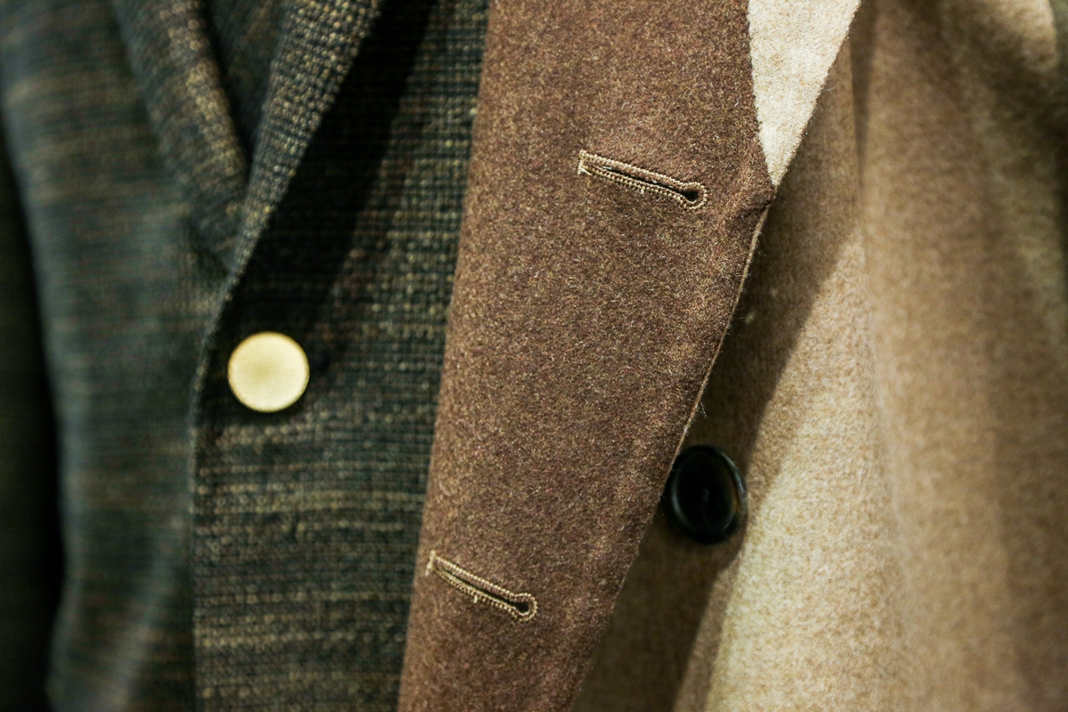 Belvest at Pitti 91 Aristocratic drapes, masculine volumes and sartorial inspiration
