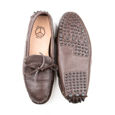 Miserocchi Shoemaker The history behind the driving loafers