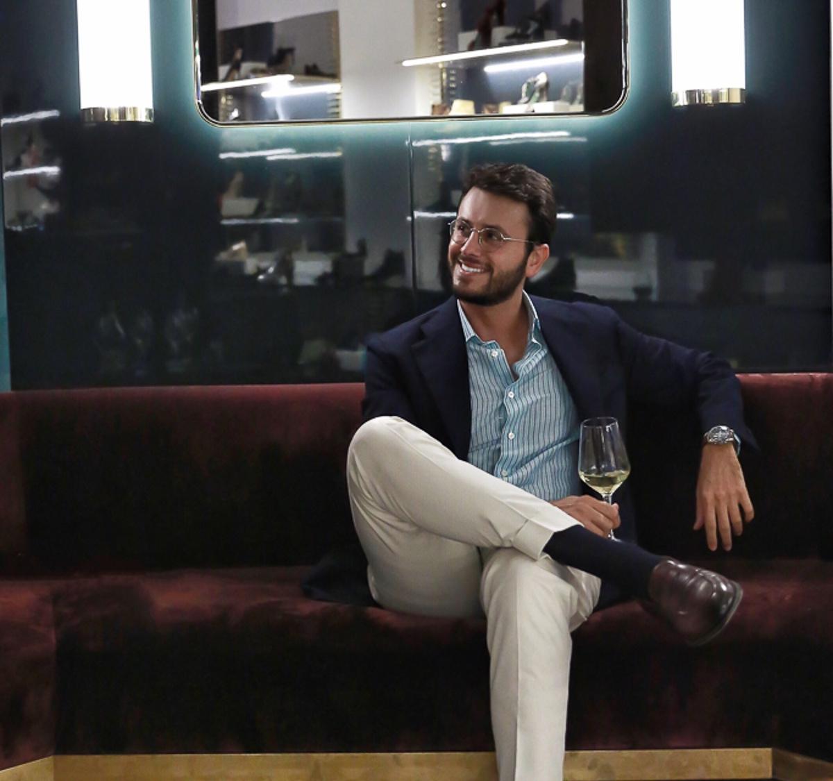 Intervista a Matilde Ratti e Francesco Galli Una conversazione con i fondatori di FR Boutique, il multibrand di fascia alta che il 15 settembre scorso ha aperto i battenti nel cuore di Bologna