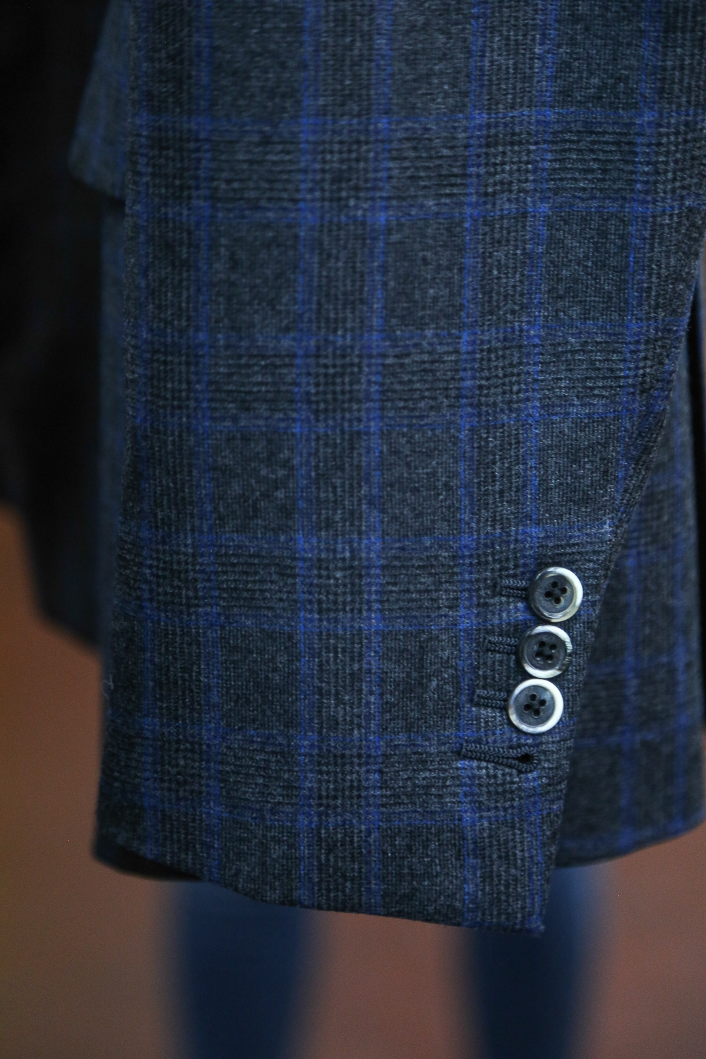 Review: Belvest Made-to-Measure Suit Pre-established patterns counterbalanced by a sartorial attention to the details